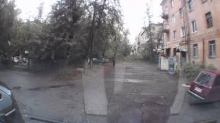Стафф терьер без поводка и намордника(, 2013-08-30T04:07:22.000Z)