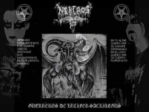 Nebiros - Guerreros de lucifer (Full Album)