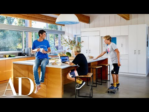 Inside Beastie Boys' Mike D's Malibu Estate | Celebrity Homes | Architectural Digest