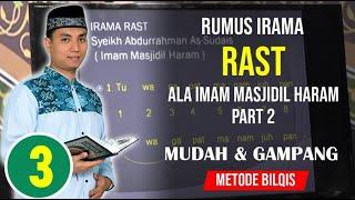 #3 AL-FATIHAH RUMUS IRAMA BERATURAN SEG 3 - Ust. Abdul Roziq