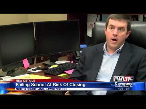 R A Hubbard High School at risk of closing in Lawrence County