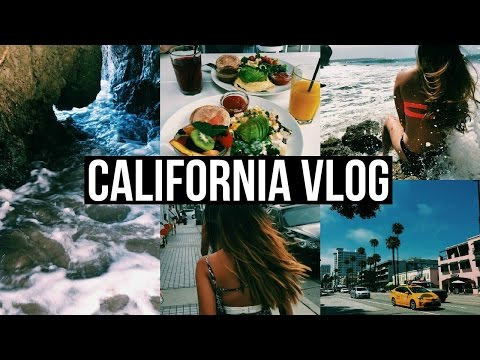 CALIFORNIA VLOG: SUMMER 2015
