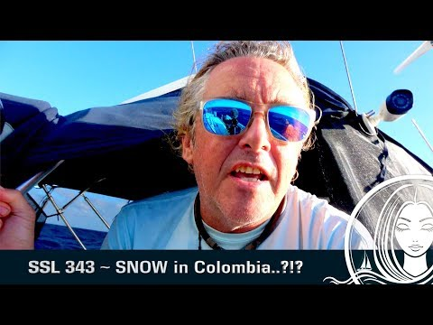 SSL 343 ~ SNOW in Colombia..?!?
