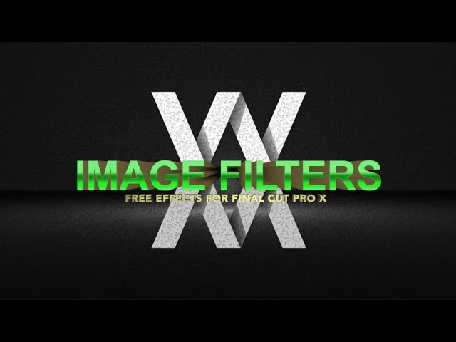 WM Image Filters