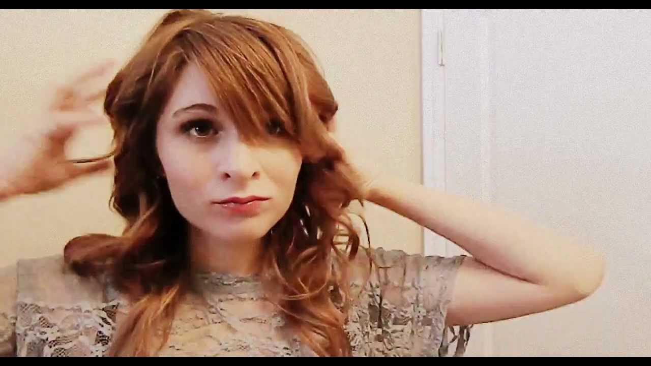 ♡Holiday Curls: For Short/Medium Length Hair♡ Using The