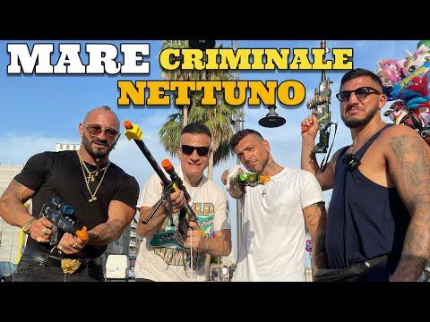 Mare Criminale Nettuno storie di criminalità e redenzione
