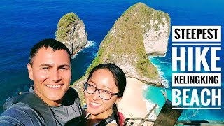 Nusa Penida has some of the most beautiful waters!!! Kelingking Beach was definitely the highlight of this island and we welcome you to watch as we ride on our ...