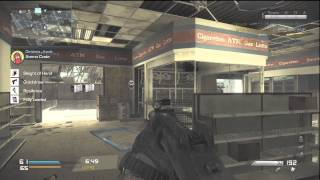 Call Of Duty Ghost K7 Submachine Gameplay Review On Octane