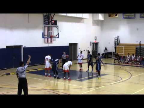 Central City Value High School vs. Hawthorne 11-28-2015