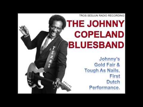 TROS SESJUN RADIO RECORDING THE JOHNNY COPELAND BLUESBAND