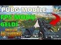 PUBG MOBİLE FPS MODE VE M416  #Lightspeed #Fpp Mode