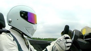 Stig Lap: Dallara Stradale | Top Gear: Series 27