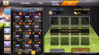 Soccer Spirits - My First Newbie Attempt of 1200 Crystal Draw