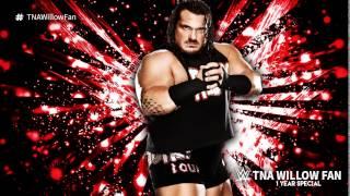 "WWE Rhyno 3rd Theme Song ""Tusk"" 2016 ᴴᴰ"