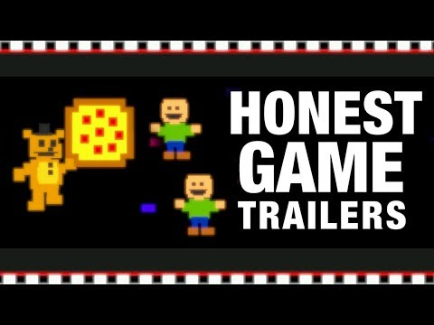 Download Youtube: FIVE NIGHTS AT FREDDY'S - PIZZERIA SIMULATOR (Honest Game Trailers)