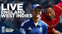 LIVE T20 World Cup Warm-Up Archive England v West Indies 2012 England Cricket