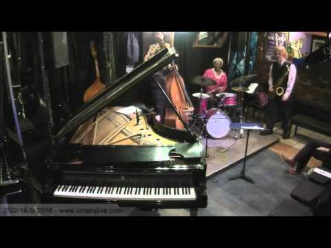 Gilles Naturel trio live at Smalls 1st set