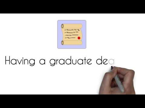 Benefits to Finishing Your Masters Degree
