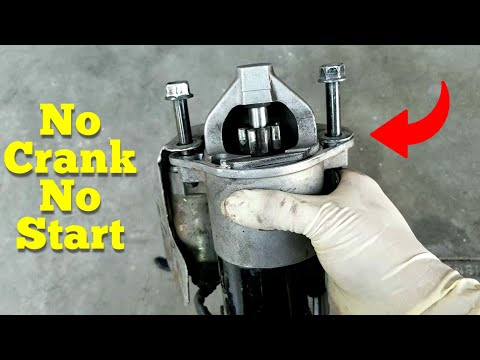 How To Replace A Starter On Your Vehicle! 2003 Kia Sorento Starter Replacement!