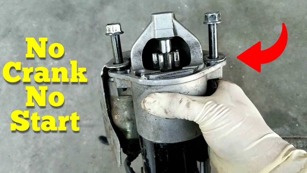 How To Replace A Starter On Your Vehicle  2003 Kia Sorento