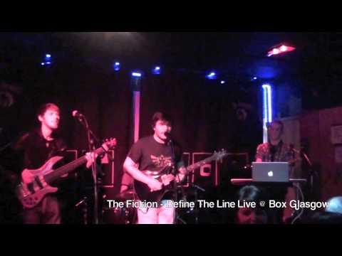 Define The Line - The Fiction Live @ Box Glasgow