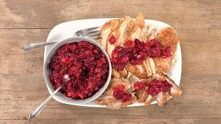 Cranberry-Pecan Chutney  Southern Living