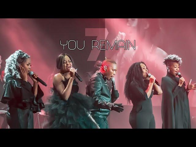 Spirit Of Praise 7 featuring Women In Praise & Pastor Neyi Zimu  - You Remain
