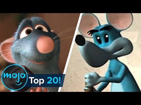 Top 20 Animated Movie Rip-Offs