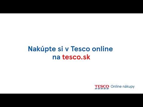 c9c9f67cfb887 Vaš prvý online nákup | Tesco Online nákupy | Tesco
