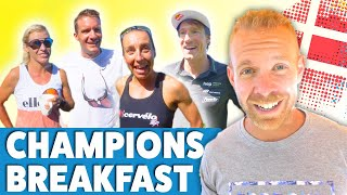 Ironman Kona: Pro Winners Talk Offseason Surprises
