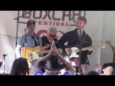 Ben Haggard & the Strangers - Holding Things Together - Boxcar Fest - 09 Apr 2017