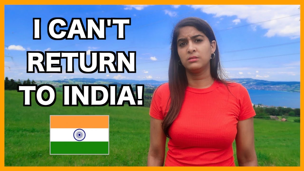 I CAN'T RETURN TO INDIA? | Ask Anisha EP. 1 | Anisha Dixit