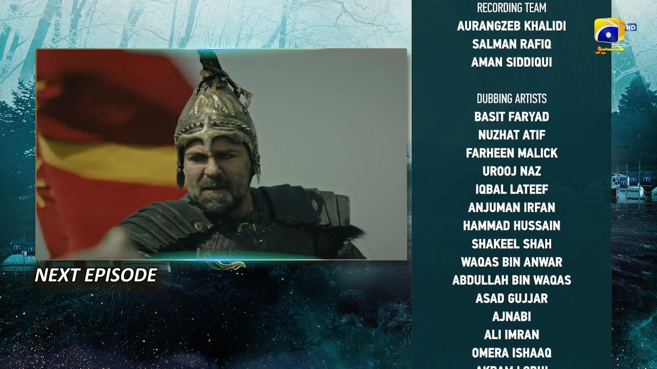 Download Kurulus Osman Urdu - Season 02 - Episode 123 Teaser - Har Pal Geo