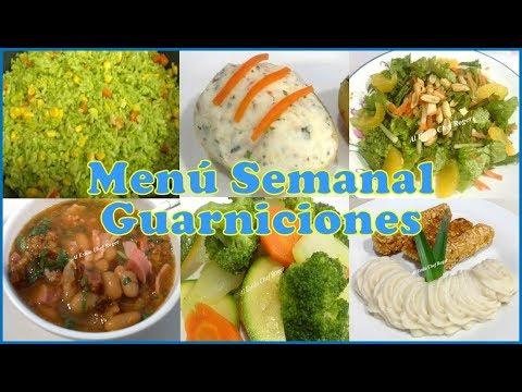 menu-semanal-de-guarniciones-saludables,-acompañamientos-para-tu-menú-semanal