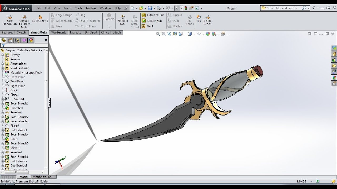 Solidworks Tutorial #28- Best and easy Way to Make a Real