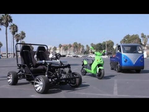 KLD oneDrive Electric Vehicle Propulsion System - Energy for the Next Generation