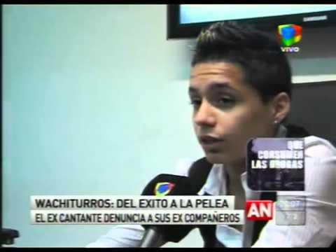 La traición de los Wachiturros - América Noticias 24 10 11