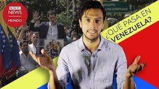Qué está pasando en Venezuela: 3 claves que explican por qué esta nueva crisis es diferente