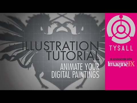Tutorial: Animate your digital paintings in Adobe Photoshop CC