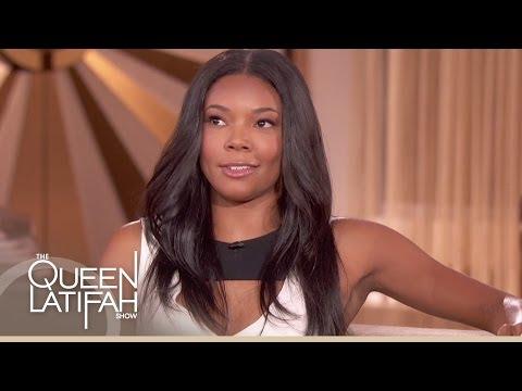 Gabrielle Union Talks Basketball on The Queen Latifah Show