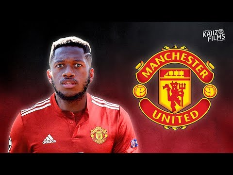 Fred - Welcome To Manchester United - Best Skills, Passes, Tackles, Goals - 2018 HD
