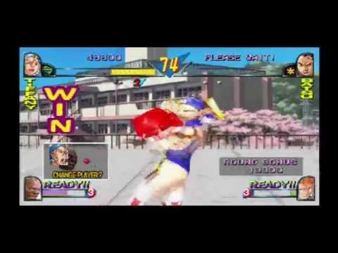 Rival Schools: Arcade Run - Tiffany/Boman (Pacific High School)