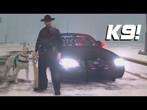 LCPDFR SP #6 - K9 Patrol!