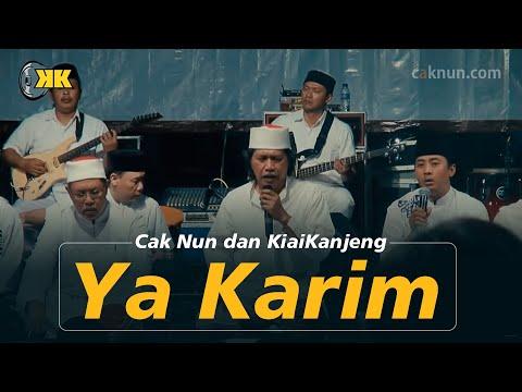 Cak Nun KiaiKanjeng - Ya Karim