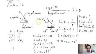 Introduction to Trigonometry #2 - Trigonometry Course P. 1