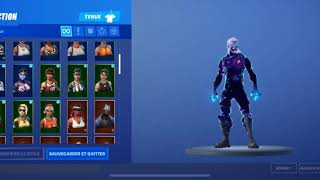 FORTNITE SKIN AND SKIN RARE!