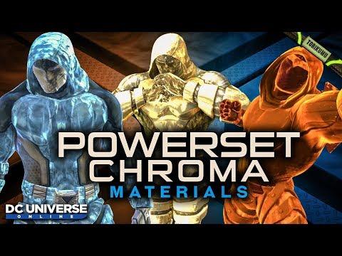 DCUO: Powerset Chroma