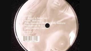 Philip Braunstein - Rhythm Is My Business (A2)