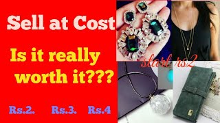 Sell at cost haul | Sell at cost app review | Sell at cost app Exposed