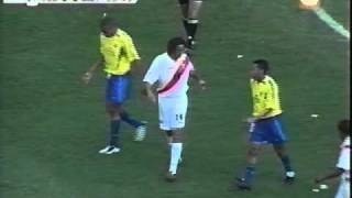 Peru vs Brazil - Eliminatorias 2006